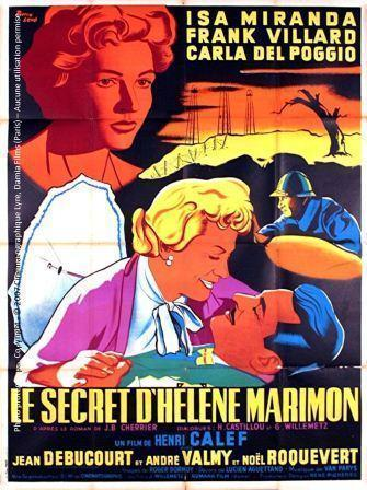Secret d'Hélène Marimon (Le) aka Cahiers du Conseiller Marimon (Les)