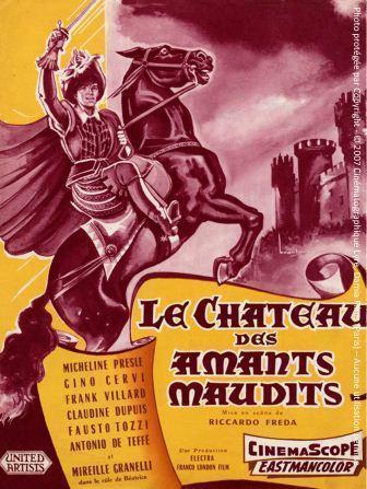 Château des amants maudits (Le)
